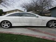2008 MERCEDESBENZ Mercedes-Benz CL-Class white